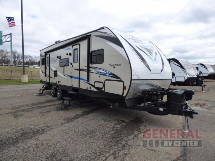 New 2018 Coachmen RV Freedom Express Blast 301BLDS Toy Hauler Travel Trailer at General RV | North Canton, OH | #152122
