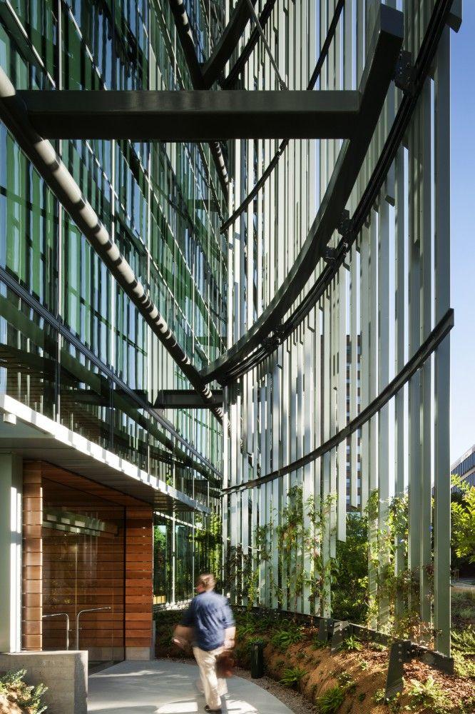 Edith Green – Wendell Wyatt Federal Building (Modernization) | Portland, Oregon | SERA Architects and Cutler Anderson Architects | photo by Nic Lehoux
