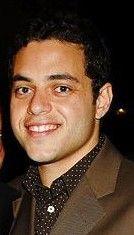 Sami Malek (Rami Malek's twin bro)