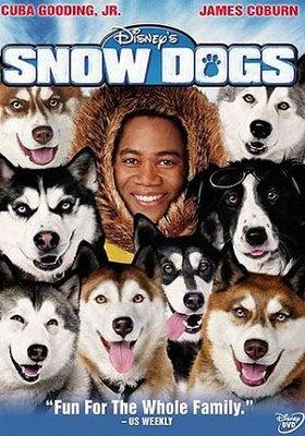 .Snow Dogs-Cuba Gooding, Jr