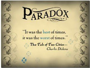 Examples List on Paradoxes