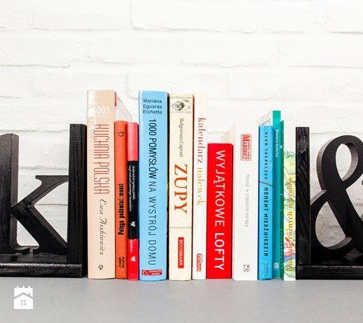 Jak zrobić oryginalne podpórki do książek?