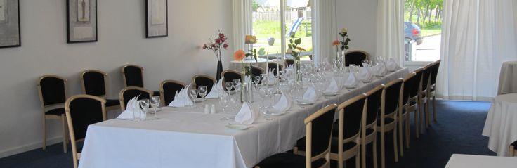 Biblioteksstuen - private dining room