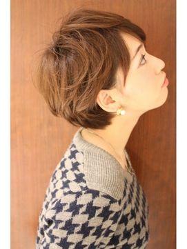 トゥーリナティ(tuuli natti) 【natti】大人可愛い耳かけショート(松枝悠人)
