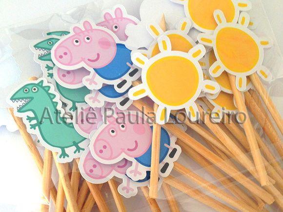 Tag para cupcake  Este produto é vendido apenas em kits de 30 unidades. O valor anunciado é unitário.  Impressão fotográfica.  Fazemos em outros temas, consulte! R$ 0,80