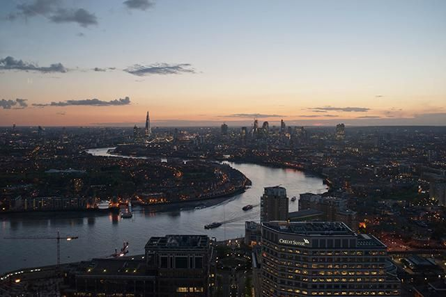 The Cognicity project aims to turn Canary Wharf into one of the smartest neighbourhoods in the world