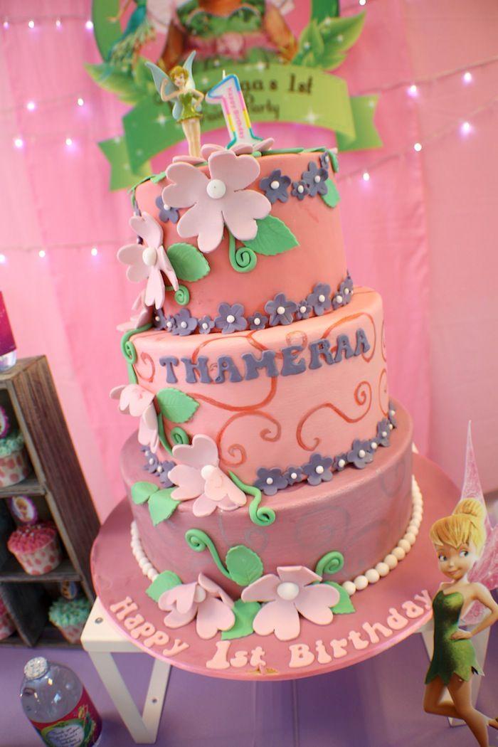 Best 44 Tinkerbellfairy Birthday Images On Pinterest Anniversary