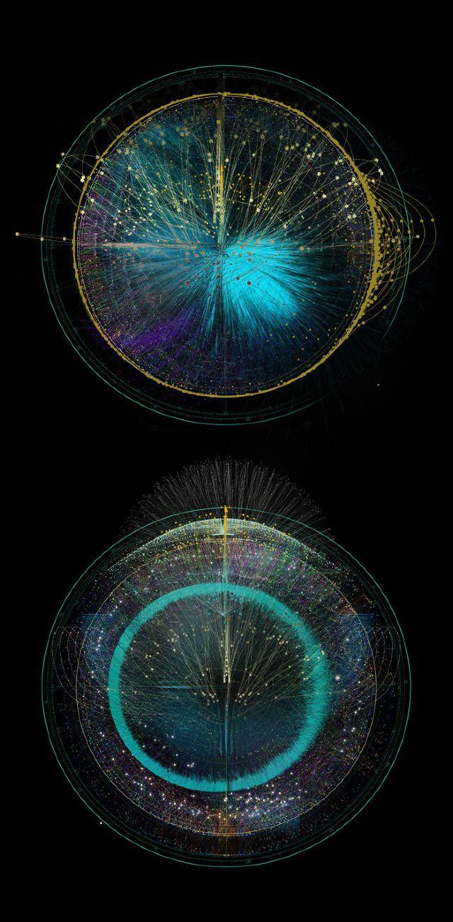LIGHT BEYOND SOUND - COMPLEXITY GRAPHICS by Tatiana Plakhova
