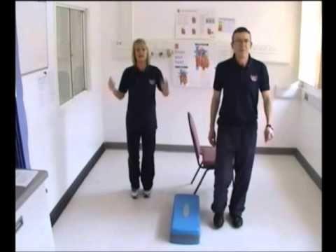 Cardiac rehabilitation exercise video - from the Cardiac Rehab Team - YouTube