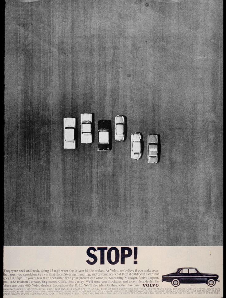 Carl Ally Agency, ad, 1960s