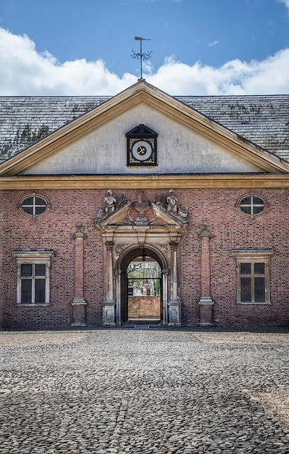 Tredegar House Gate (NT) Newport, Wales