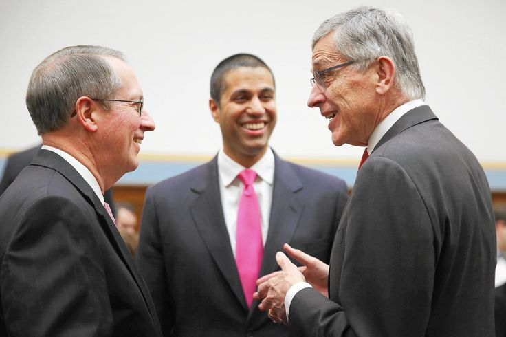 Want another reason to worry about the FCC's Internet takeover? It will be raising your Internet fees. By a lot. http://snip.ly/EMPS#http://www.latimes.com/business/la-fi-broadband-fees-20150409-story.html#page=1 FCC's net neutrality rules open door to new fee on Internet service 4-16-2015