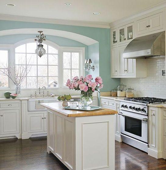138 best Tiffany Blue Kitchen Decor Ideas images on ...