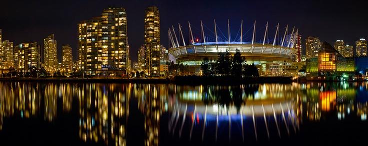 BC Place Stadium - Vancouver