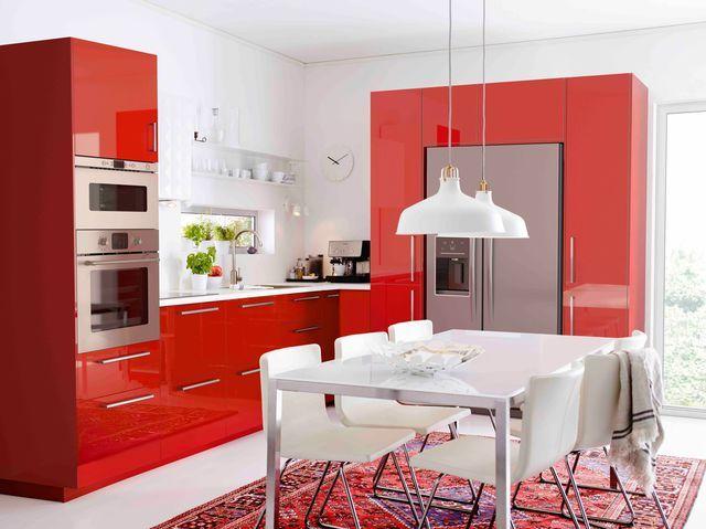 Best Idées Cuisine Images On Pinterest Cook Small Apartments - Ikea valence drome pour idees de deco de cuisine