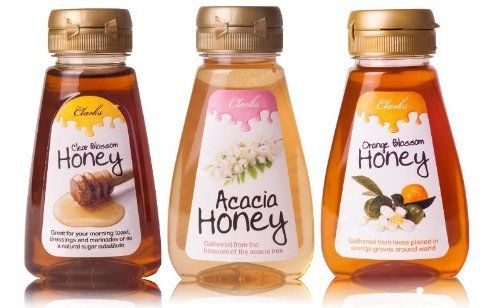 Clarks Honey Triple Pack Mixed Pack of 3x 250gr by Clarks, http://www.amazon.co.uk/dp/B00BQCZTNO/ref=cm_sw_r_pi_dp_ne7Xtb0M8TBZN