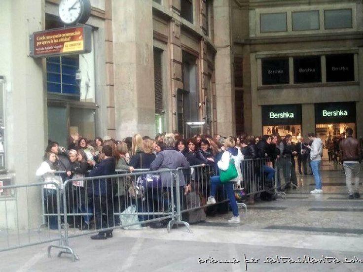 Foto in diretta da Milano