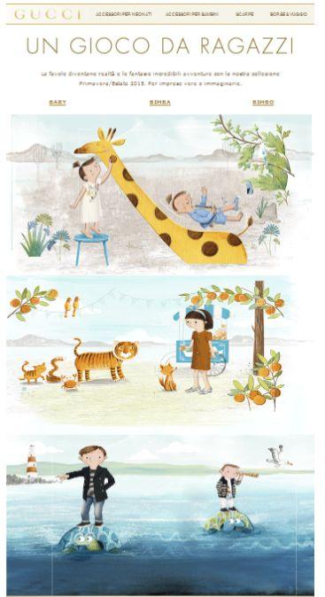 Prevedere belle illustrazioni, soprattutto se parliamo di collezioni per bambini, non può che rivelarsi una buona idea :-)
