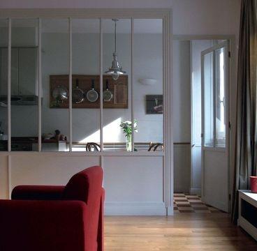 213 best Fenêtres et Verrières images on Pinterest Mezzanine - porte coulissante style atelier