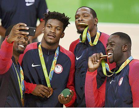 【バスケット男子】米国が3大会連続15度目の優勝