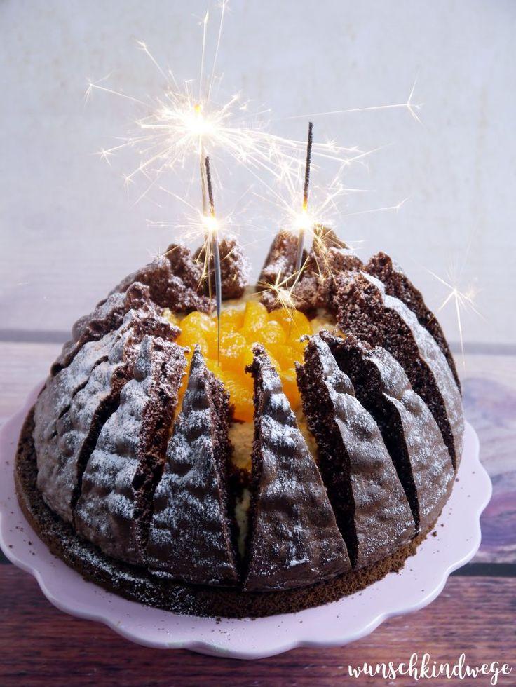 Торт вулкан рецепт пошагово с фото