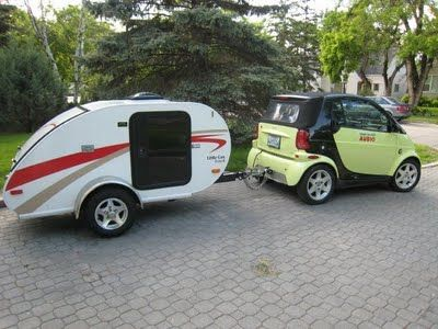 Small Trailers To Pull Behind Your Car Culture The