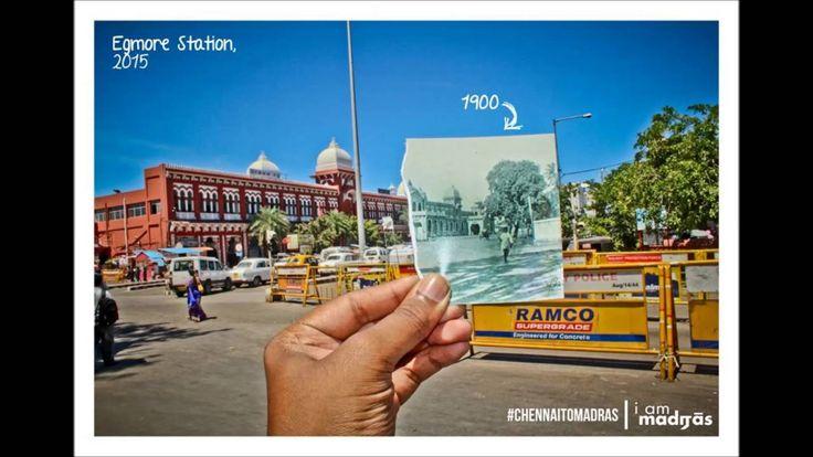 Madras Old Photos