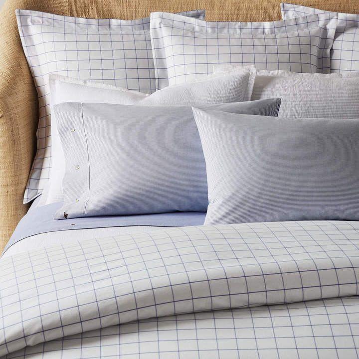 Ralph Lauren Home Baxter Duvet Cover Blue Double Bed Linens Luxury Bed Linen Design Luxury Duvet Covers