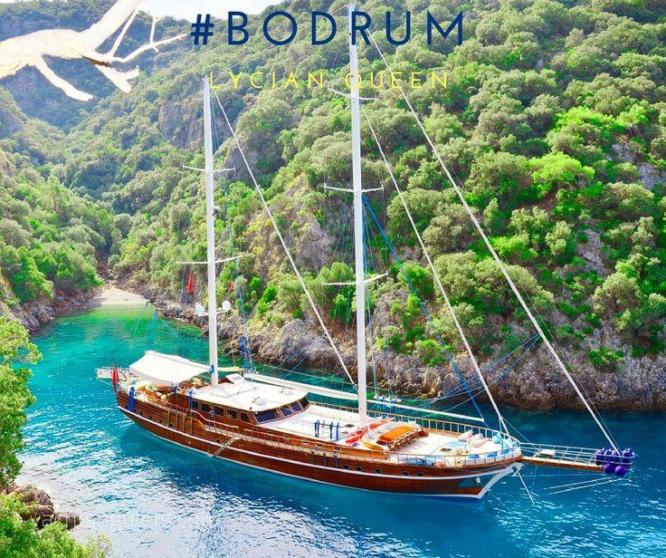 37m LYCIAN QUEEN #bodrum #gulet #charter still some weeks left in 2017. sleeps 16 in #greece & #turkey. watch video