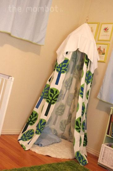 Your curtains!!