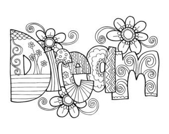 260 best Adult Coloring Book Pages and Doodles images on Pinterest