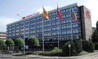 Die grössten Hotels der Schweiz.  Mit 496 Zimmern ist Crowne Plaza in Genf das grösste Hotel der Schweiz.
