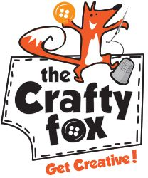 The Crafty Fox - Fabrics including Tilda, Northcott, Riley Blake, Tim Holtz, Tula Pink, Joel Dewberry, Camelot, Moda