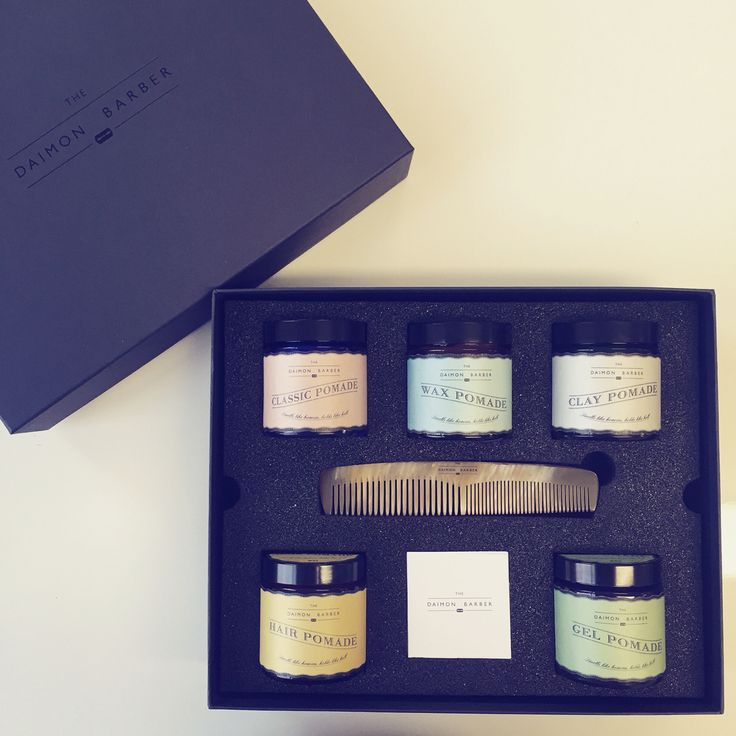 Daimon Barber - a quintessential male grooming range - www.daimonbarber.co.uk #barber #pomades #pomade #grooming #malegrooming