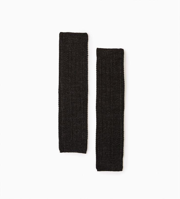 Bilde 1 fra Ribbestrikkede sokker fra Zara
