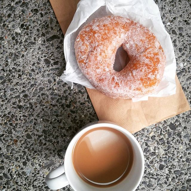 The search to find my great grandmother's 1920s era doughnut shop in Seattle's Pike Place Market continues on the blog today! Was our mission successful? Did we find her spot? Read all about what we discovered in Part 2 of Mabel In The Market. ------ ------ #doughnuts #saturdaymorning #blog #bakerslife #ancestry #genealogy #roadtrip #travelersnotebook #mystery #family #lore #seattle #pikeplace #doughnutandcoffee #sweettreats #bakingadventures #familyhistory #1920s #bakery #doughnutshop…
