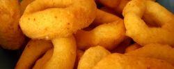 Rosquitas de maiz