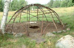 - The Sweat Lodge- I can't wait!