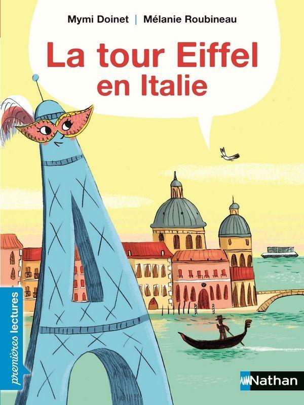 La tour Eiffel en Italie | Premières lectures | Éditions NATHAN