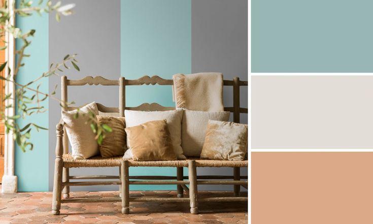 quelles couleurs se marient avec le gris gris bleu bleu turquoise et turquoise. Black Bedroom Furniture Sets. Home Design Ideas