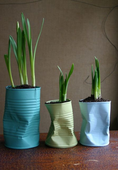 Neat idea for a flower pot