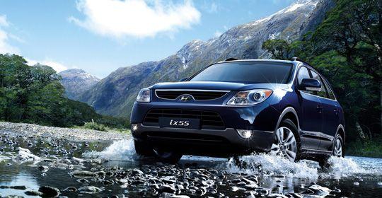 Hyundai ix55: цена, отзывы, характеристики