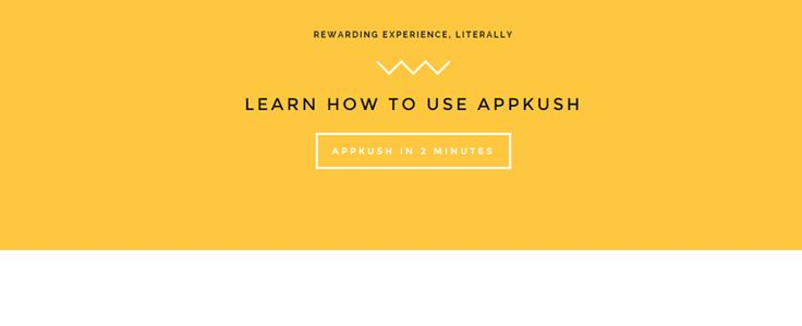 Learn how to use Appkush in 2 minutes!