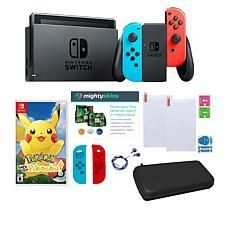 Nintendo Switch Console Bundle with