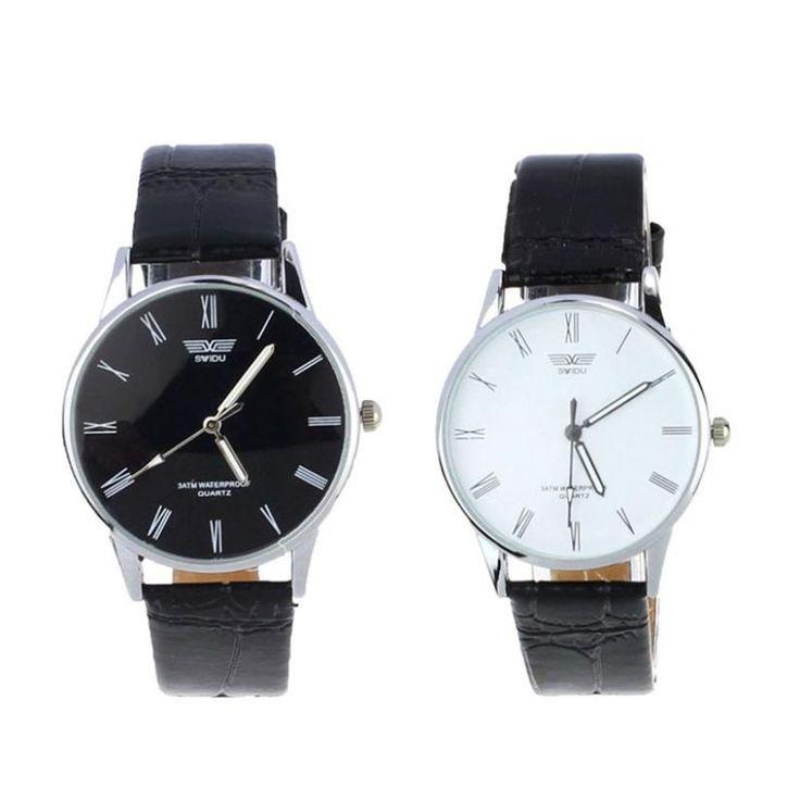 1.56$ (Buy here: http://alipromo.com/redirect/product/olggsvsyvirrjo72hvdqvl2ak2td7iz7/32591102105/en ) Essential 2016 New Quartz Men Watches Fashion&Casual Luxury Leather Watch Elegant Sports Out Door Wristwatch Hot Sale Jan08 for just 1.56$