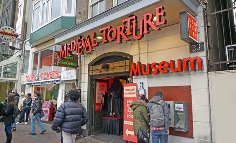 Medieval Torture Museum - Amsterdam