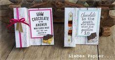 Liebes Papier...: Noch mehr Kalorienbömbchen nett verpackt...(und kleine Anleitung)