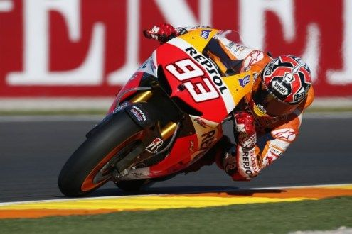 Marc Marquez, Rookie and Youngest MotoGP World Champion ever!