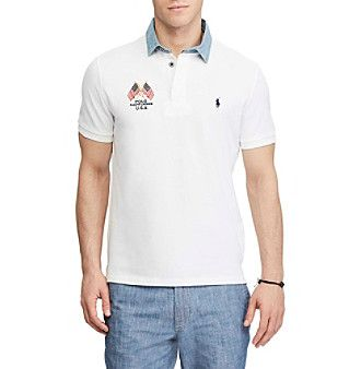 Polo Ralph Lauren® Men's Short Sleeve Polo Shirt