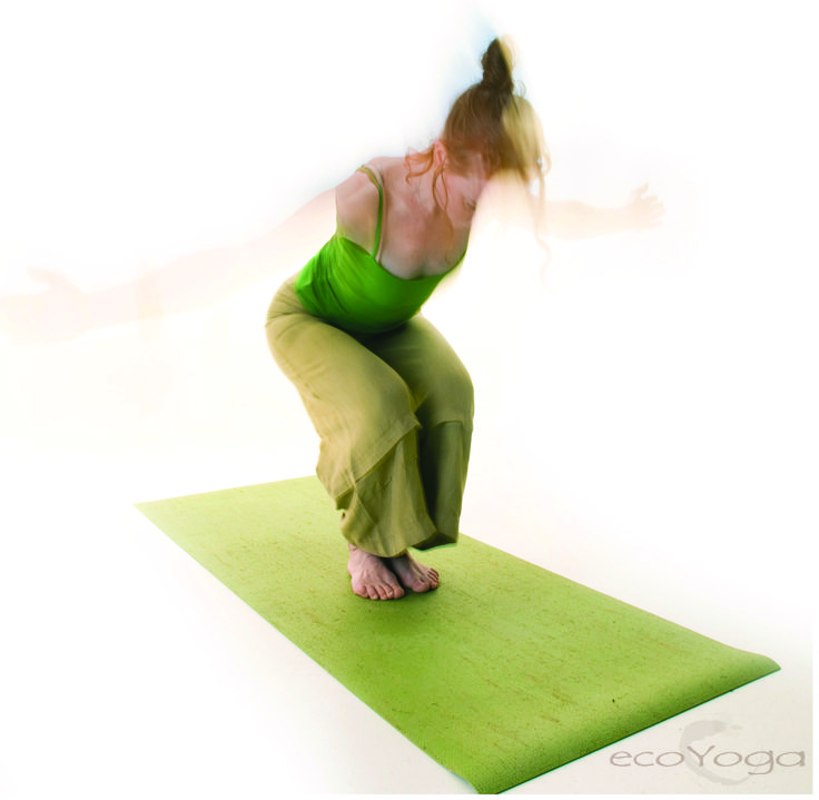 ecoYoga mats offer a yoga experience that is unlike that of any other mat on the market, a uniquely natural and tactile experience that comes with all the high-performance qualities that serious yogis look for.